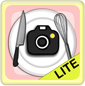 Learn more about the Recipe Selfie Lite mobile app for cookbooks.